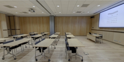 Conference hall, part B