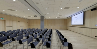 Conference hall, part D
