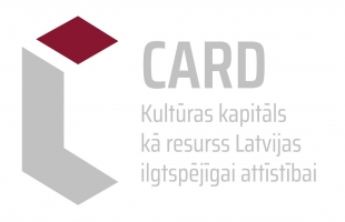Cultural Capital as a Resource for Sustainable Development of Latvia / CARD