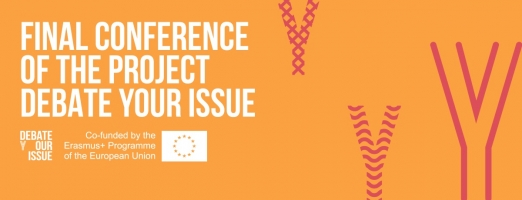 Final Conference of the Project Debate Your Issue