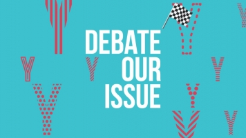 Closing of the European Youth Debate Project Debate Your Issue