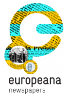 Europeana Newspapers