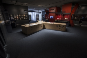 "Permanent exhibition ""Book in Latvia"""