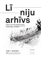 """Exhibition """"Archive of Lines. Drawings and Watercolours in the NLL Graphic Art Collection"""""""
