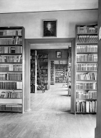 Library of the Rīga Historical and Ancient Researchers' Association. C. 1935, Herder Institute, Marburg