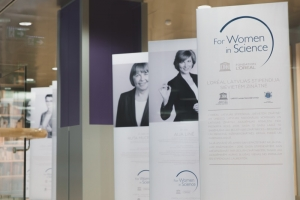 "Exhibition ""For Women in Science"""