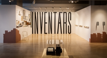 """Exhibition """"Inventory"""". Photo by Kristians Luhaers"""